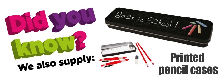 Did you know we also supply pencil cases