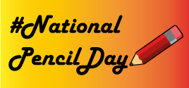 National pencil day