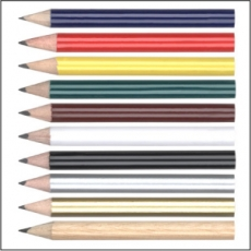 Mini golf pencils - no eraser