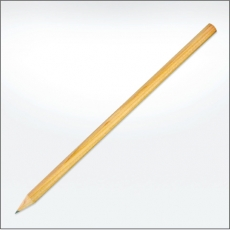 Sustainable wooden pencils - no eraser