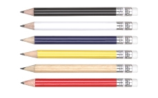 Golf pencils - mini pencils